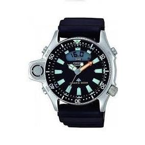 Relógio Citizen Aqualand Série Prata Tz10137t Nota Fiscal
