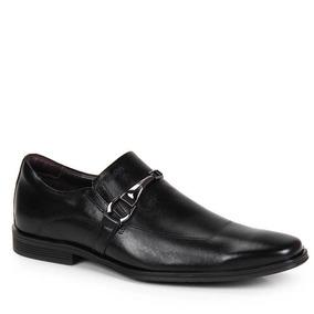 Sapato Social Masculino Ferracini Los Angeles - Preto