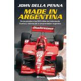 Libro Made In Argentina De John Della Penna
