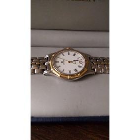Reloj Cyma Oro Acero Extra Plano (omega)