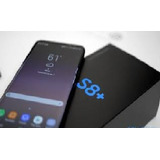Galaxy S8+ (plus) 64 Gb Originales - Libre De Fabrica!