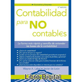 Contabilidad Para No Contables (3a. Ed.) Wayne Label
