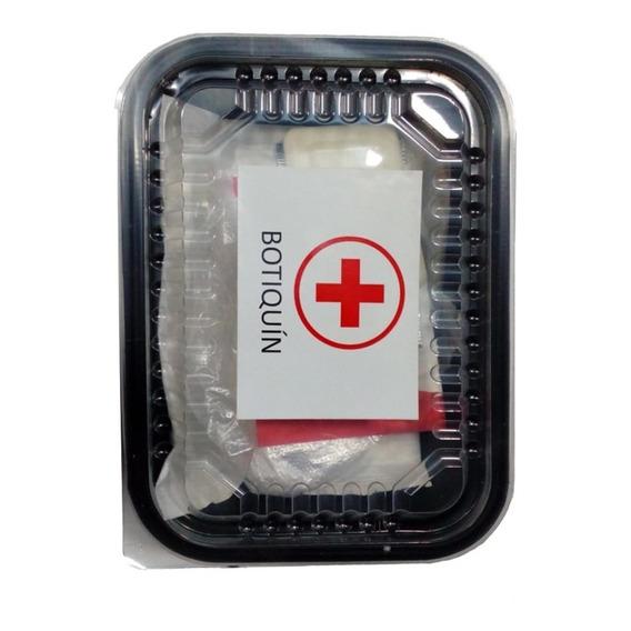 Pack 50 Botiquin De Primeros Auxilios Auto Estuche + Envios