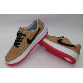 Zapatos Nike Air Force One, Corte Bajo Unisex!!!