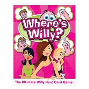 ¿dónde Está Willy? Despedida De Soltera Juego Por Concepcion