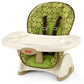 Cadeira Alimentação Fisher Price Spacesaver High Rainforest