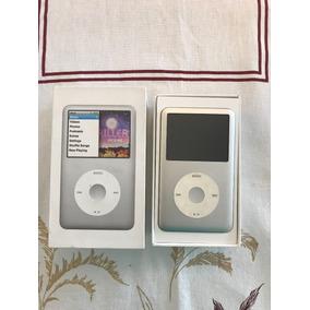 Ipod Classic 7a Geração 160gb Prata