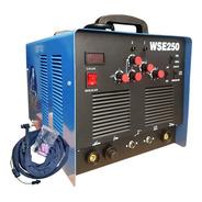 Máquina Tig Wse250 Inversora Ac/dc Aluminio Em Tig + Tocha
