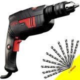 Furadeira 1/2 570w 6555 Skil Garantia 2 Anos Bosch + Brocas
