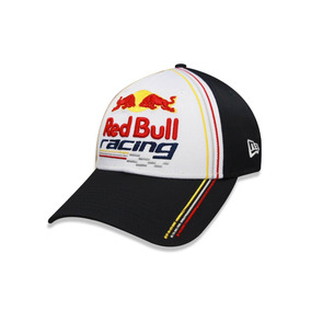 Bone 940 Red Bull Racing Aba Curva Cinza chumbo New Era 4dce5e05748