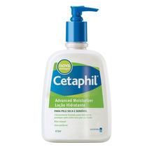 Cetaphil Advanced Loção Hidrat Pele Seca Ou Sensível 473ml