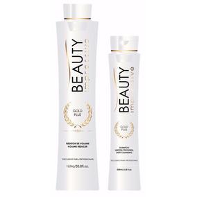 Beauty Progress Gold Plus Escova Progressiva (nova Embalagem