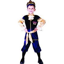 Disfraz Para Niño Boy Renacimiento Príncipe De Vestuario Po