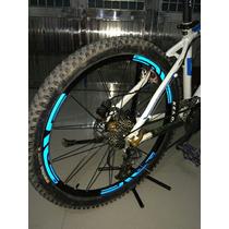 Pegatinas Stickers Bicicleta Montaña Carreras R24-r29 Todas