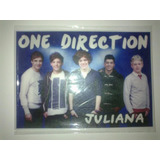 Lamina Comestible Personalizada One Direction
