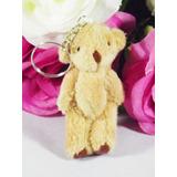 30 Chaveiros De Ursos Pelúcia - Lembrancinhas Ursinhos Mini