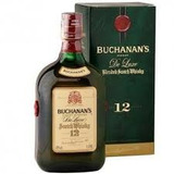 Whisky,buchanans 12 Años X 750 Ml $95.000, Originales.