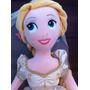 Disney Princesa Rapunzel Grande 55 Cm Enredados Disney Store
