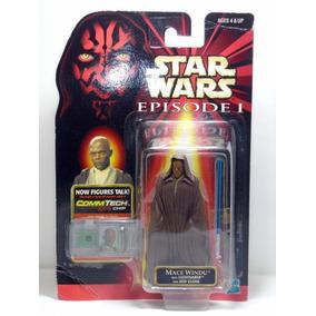 Star Wars Mace Windu Hasbro Loja De Coleções