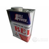 Pega De Contacto Amarilla Tapicería Bell Power Galón
