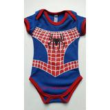 Homem Aranha Body Infantil Personagem