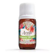 Bergamota 10 Ml Aceite Esencial 100% Puro.