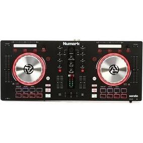 Numark Mixtrack Pro 3 Controladora Melhor Que Ddj Rb Ddj Sb2