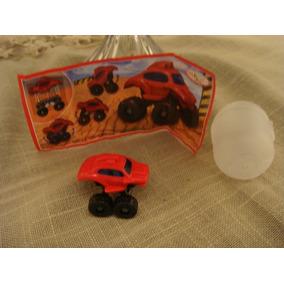 Brinquedo Miniatura Kinder Ovo Carro Carrinho