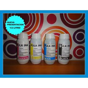 Tinta Hp Vivera Bulk Ink Presentación De 1/2 Litro
