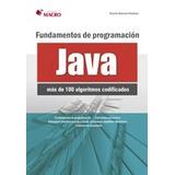 Fundamentos De Programación Java 59 Soles 290 Pgs