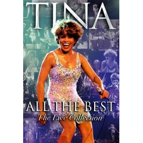 Turner Tina - All The Best - Live Collection
