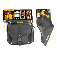 Cinturon Portaherramienta Taladro Toolmen T900 Raptor + T999
