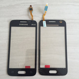Tela Vidro Touch Samsung Galaxy Ace 4 Lite Duos G313 Grafite