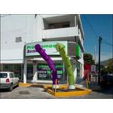 Inflables Danzantes Publicitarios Sky Dancer 3 Metros (liso)