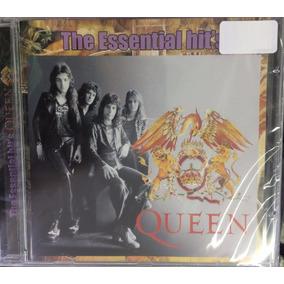 Cd Queen - The Essential Hits (original E Lacrado)