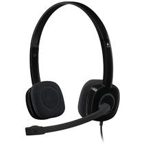 Auricular Headset Vincha Logitech H151 C/ Mic Skype Data C