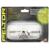 Óculos Profissional Proteção 3m Peltor Tiro Esportivo Transp