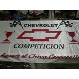 Bandera De Chevrolet Tc