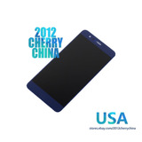 Dark Blue - Usa Para Huawei P10 Lite Washingto Fue-lx1 -2665