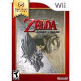 The Legend Of Zelda: Twilight Princess - Juego Físico Wii