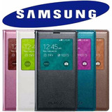 Capa S-view Original Samsung Galaxy S5 G900m Case Flip Cover