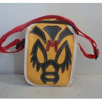 Mil Mascaras - Maletin Mariconera - Luchador Lucha Libre