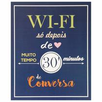 Quadro Decor Wi-fi