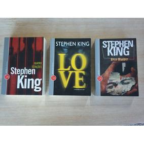Rose Madder Love E Quatro Estações Stephen King Lote Imk1