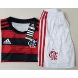 Kit Infantil Original Flamengo 2018 (home)
