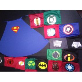 25 Capas De Superheroes Souvenir, Recuerdo, Regalo Superman