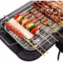 Parrilla Grill Electrica Portatil + Potencia Con Regulador