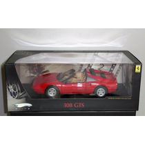 Miniatura Ferrari 308 Gts Magnun Hot Wheels Elite 1/18