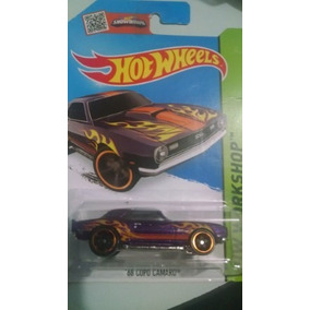 (88) 68 Copo Camaro Hot Wheels
