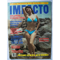 Olga Breeskin En Portada Revista Impacto # 1781 1984